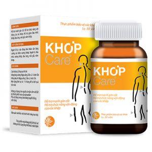 KhopCare hỗ trợ mạnh gân cốt