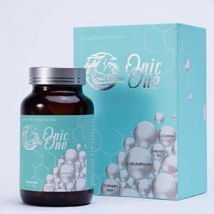 Onic One hỗ trợ trắng sáng da