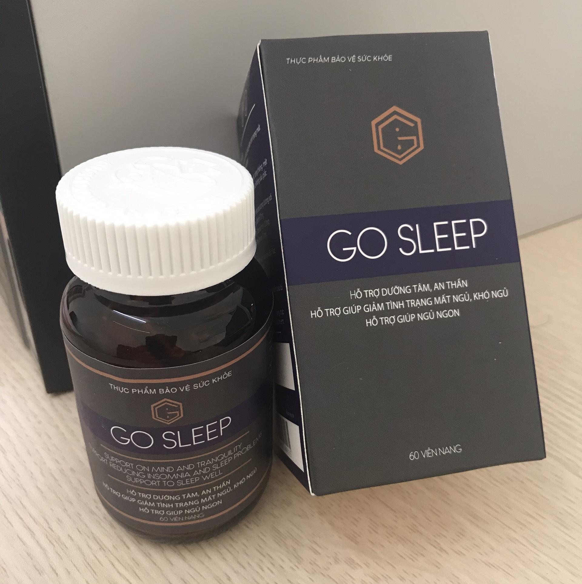 go sleep 3