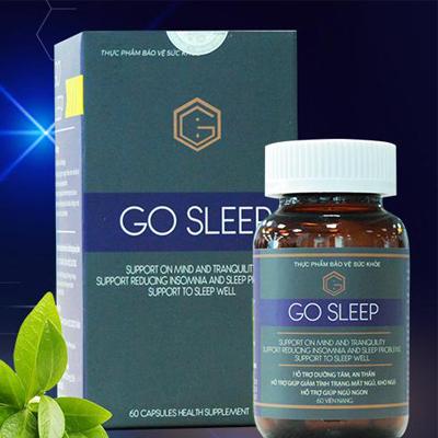 go sleep hỗ trợ ngủ ngon