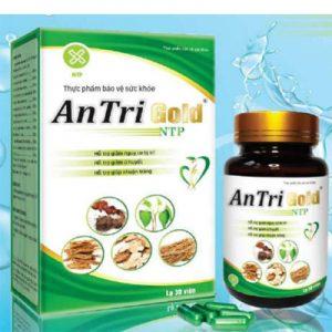 AntriGold NTP hỗ trợ giúp nhuận tràng