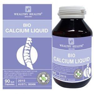 Bio Calcium Liquid bổ sung vitamin d và canxi