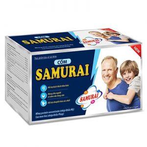 Cốm Samurai hỗ trợ kích thích ăn ngon
