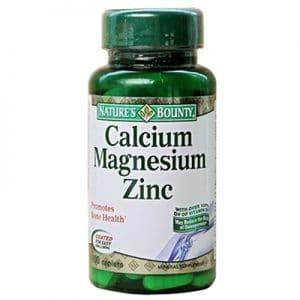 Calcium Magnesium Zinc hỗ trợ xương chắc khỏe