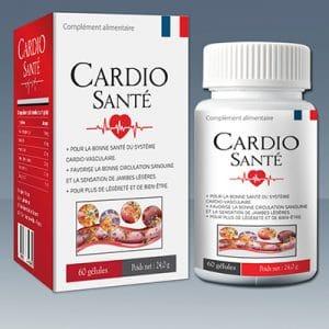CardioSanté hỗ trợ giảm mỡ máu