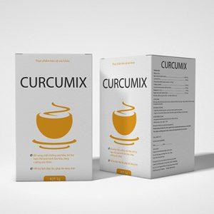 Curcumix hỗ trợ tăng cường sức khỏe