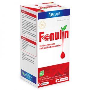 Fenulin hỗ trợ bổ sung sắt