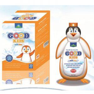 Good Kids Milk Calci hỗ trợ xương chắc khỏe