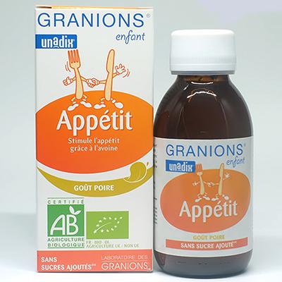 Granions Enfant Appétit Hỗ Trợ Trẻ Kích Thích Ăn Ngon ...