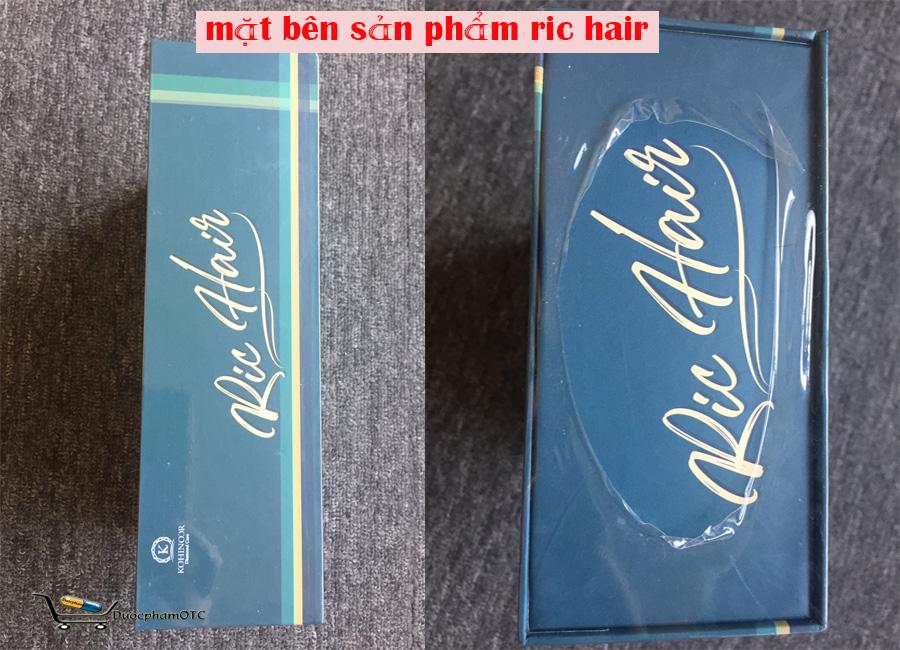 ric hair mọc tóc
