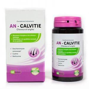 An Calvitie hỗ trợ tóc móng phát triển tốt