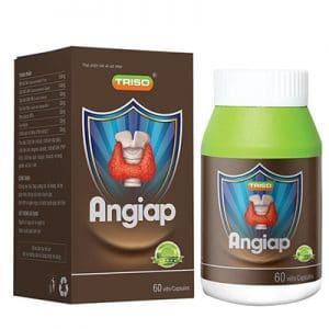 Angiap hỗ trợ tăng sức đề kháng cơ thể