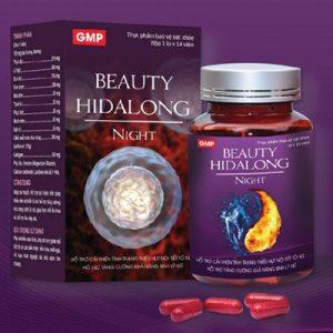 Beauty Hidalong Night tăng cường nội tiết tố nữ