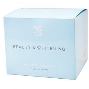 Beauty & Whitening hỗ trợ tăng tính đàn hồi cho da