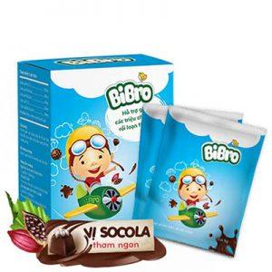 Bibro dành cho trẻ rối loạn tiêu hóa