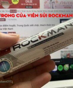 Viên Sủi Rockman mua ở đâu