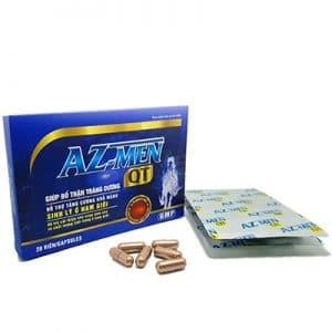 AZ Men QT hỗ trợ tăng sinh lý nam giới