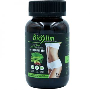 Bio Slim hỗ trợ giảm béo