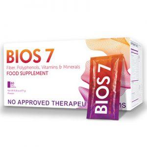 Bios 7 (Dietary Supplement: Bios 7) hỗ trợ tăng cường sức khỏe