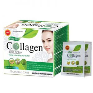 Diệp Lục Collagen Blue Ocean hỗ trợ cải thiện tình trạng nội tiết tố nữ