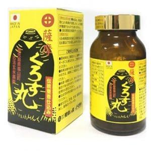 Satsuma Kurosu Maru hỗ trợ giảm béo