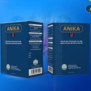 Anika hỗ trợ giảm rối loạn tiểu tiện
