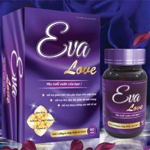 eva love hỗ trợ tăng nội tiết tố nữ