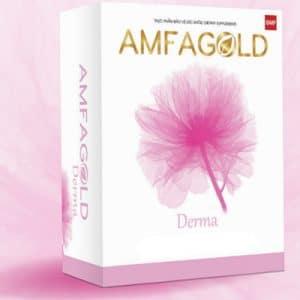 AMFAGOLD Derma hỗ trợ da tóc móng chắc khỏe