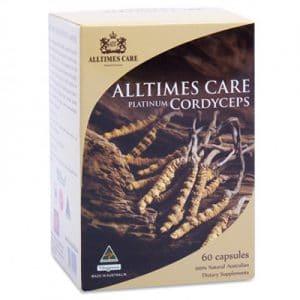 Alltimes Care Platinum Cordyceps hỗ trợ tăng cường sức khỏe