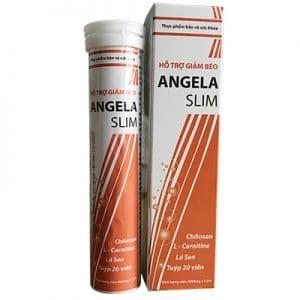 Angela Slim hỗ trợ giảm béo, giảm mỡ máu