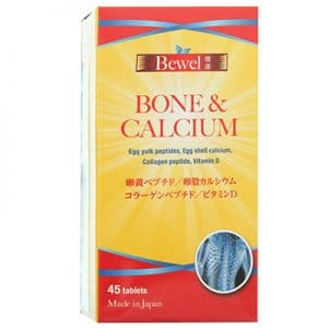 Bewel Bone & Canxium hỗ trợ xương răng chắc khỏe