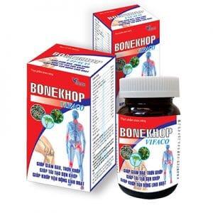 Bonekhop Vifaco hỗ trợ phục hồi sụn khớp