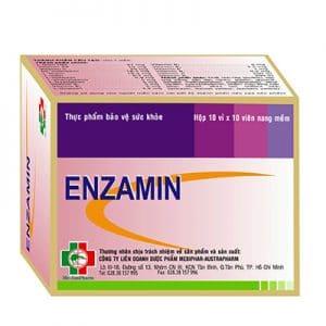 ENZAMIN hỗ trợ tăng cường sức khỏe