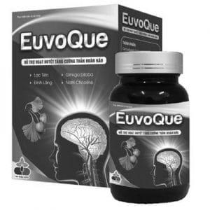 Euvoque hỗ trợ tăng cường tuần hoàn não