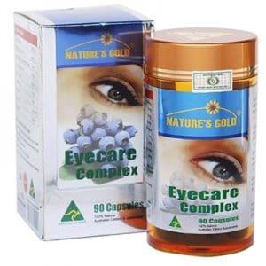 Eyecare Complex hỗ trợ tăng cường thị lực