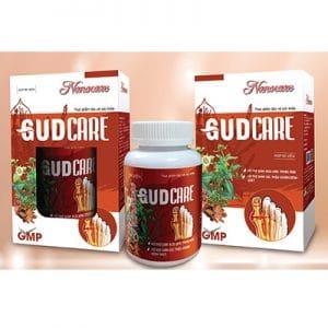 Gudcare hỗ trợ giảm các triệu chứng do gout