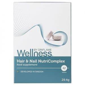 Hair & Nail Nutricomplex hỗ trợ tóc móng khỏe mạnh