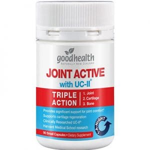 Joint Active With UC II hỗ trợ duy trì sụn khớp