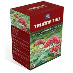 Trà Thảo Mộc Tam Thất Xạ đen – Anti Disease Herbal Tea hỗ trợ chống oxy hóa