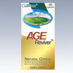 Age Reviver hỗ trợ tăng cường sức khỏe