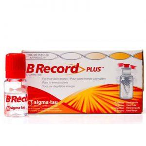 B Record Plus cung cấp dưỡng chất cho cơ thể