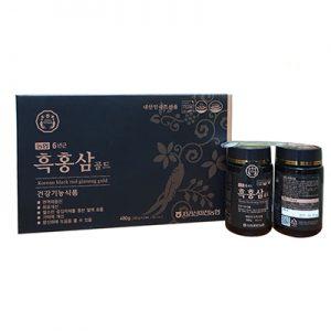 Black Red Ginseng Gold Hỗ trợ tăng cường sức khỏe