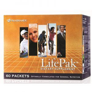 LifePak hỗ trợ nâng cao sức khỏe