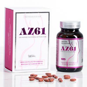 AZ61 hỗ trợ bổ sung nội tiết tố nữ
