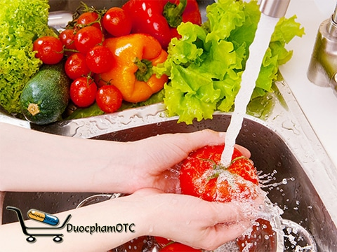 ăn uống hợp vệ sinh tránh rối loạn tiêu hóa