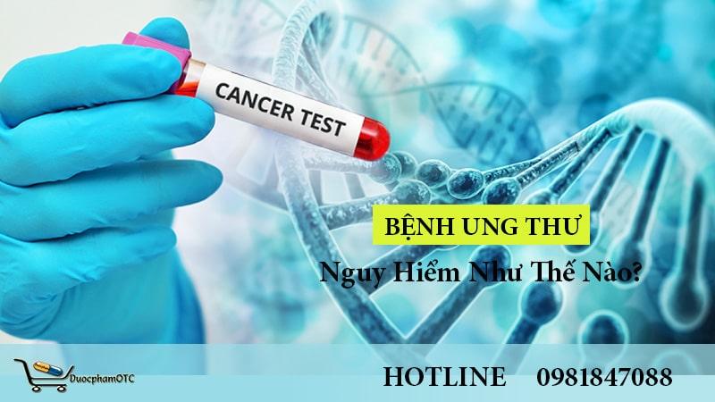 tìm hiểu về bệnh ung thư