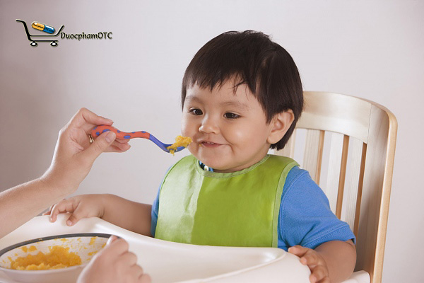 xay dựng chế độ ăn khoa học cho trẻ