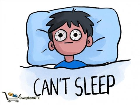 bệnh mấtt ngủ