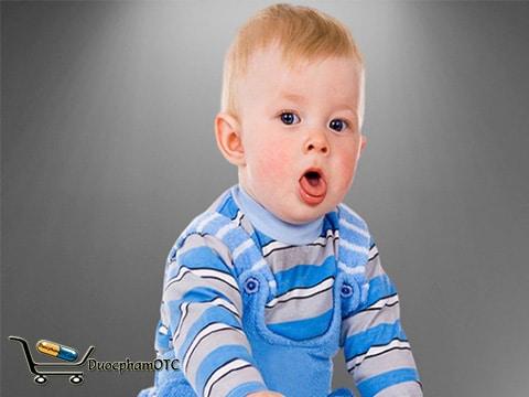 tình trạng viêm đường hô hấp ở trẻ