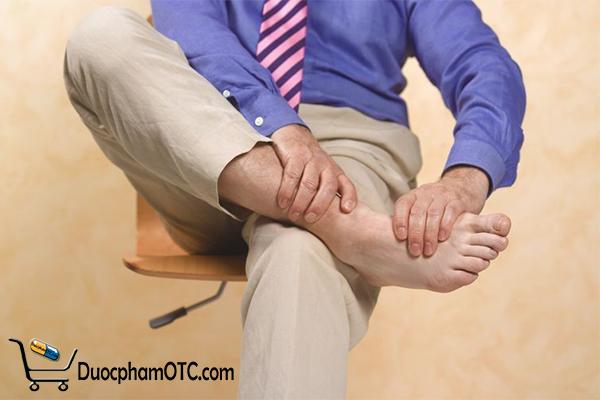 đối tượng dễ mắc bệnh gout